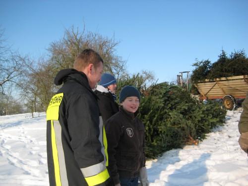 2009 Weihnachtsbäume 16