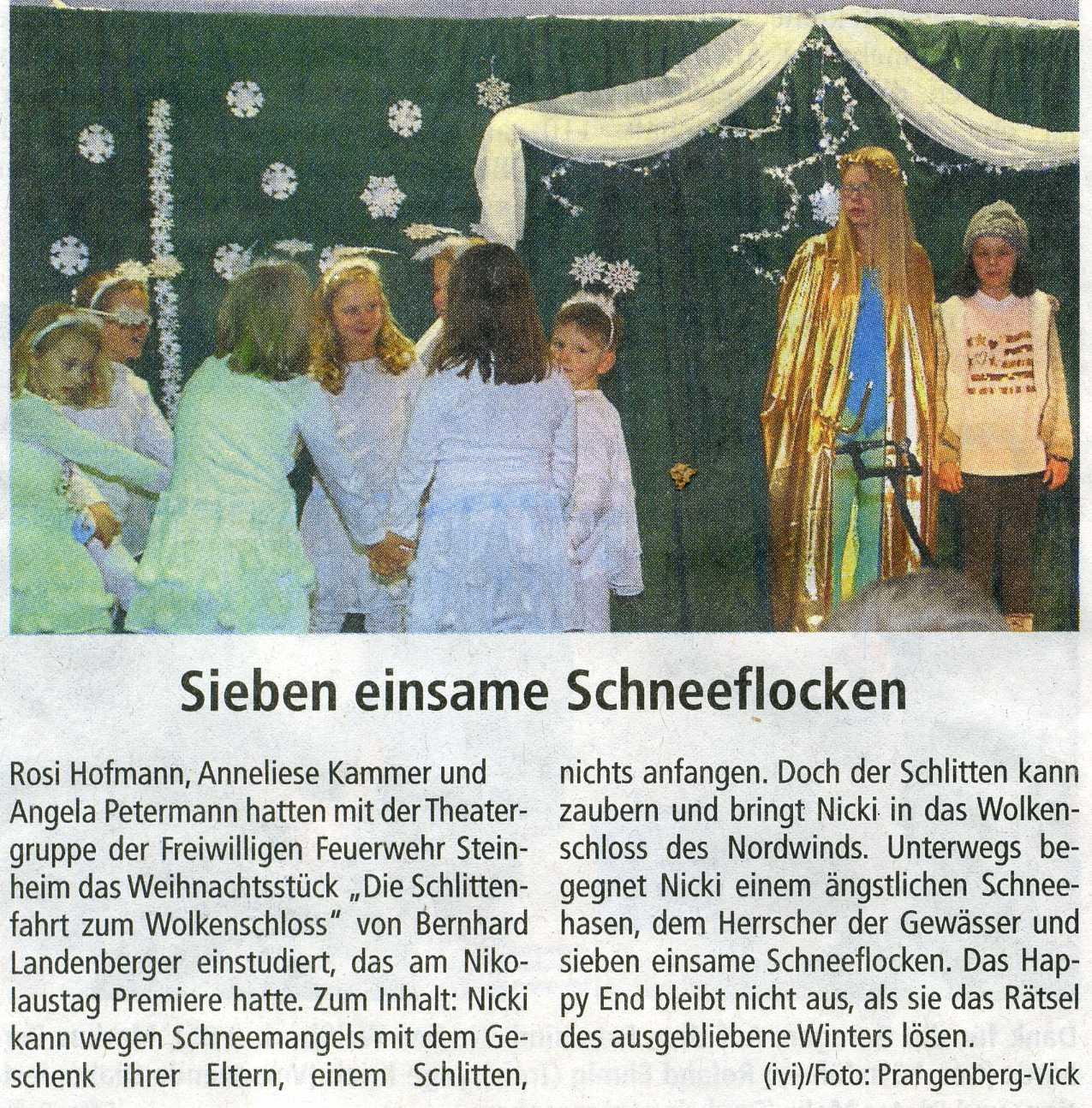 2016 Jugendtheatergruppe