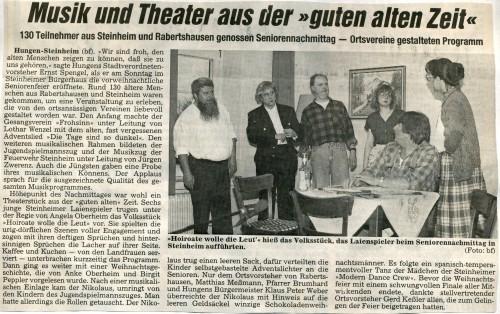 1994 Theatergruppe