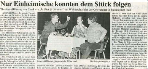 2002 Theatergruppe