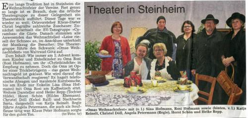 2015 Theatergruppe
